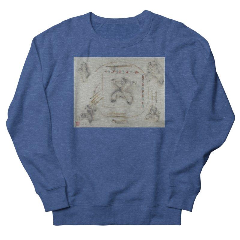 In Transition To Diagonal Posture Women's Sweatshirt by arttaichi's Artist Shop