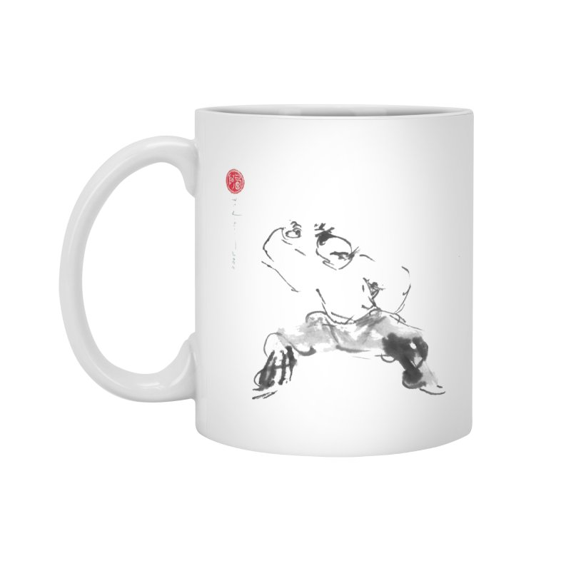 Fist Over Elbow Accessories Mug by arttaichi's Artist Shop