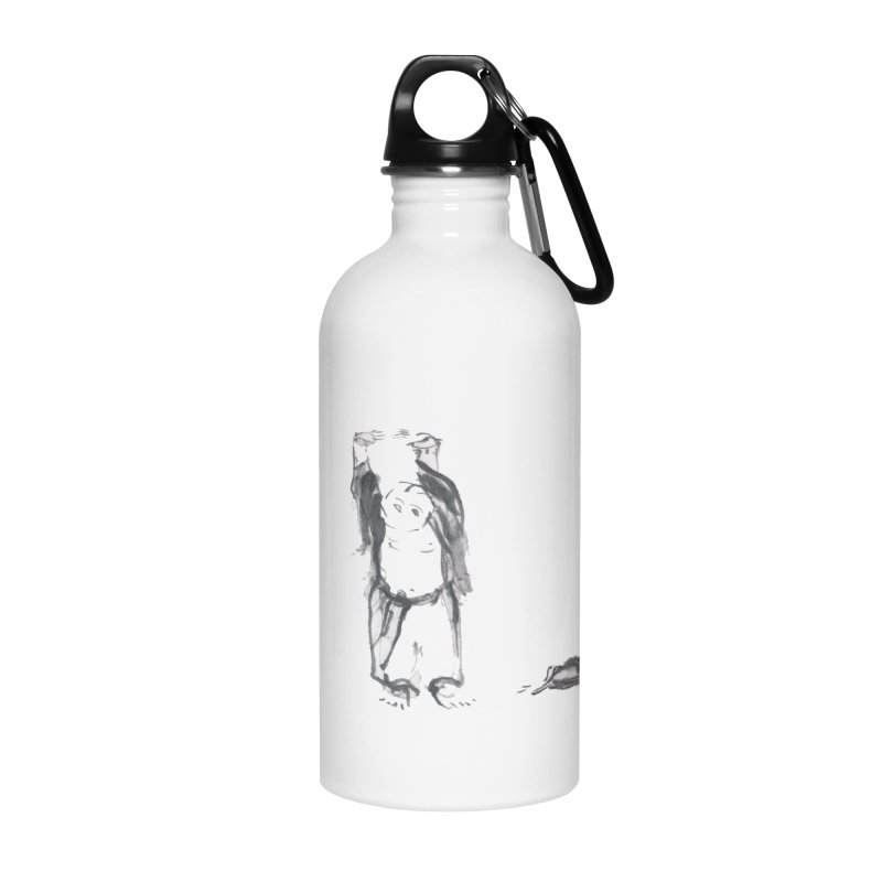 Chi Kung and Yoga Postures Accessories Water Bottle by arttaichi's Artist Shop