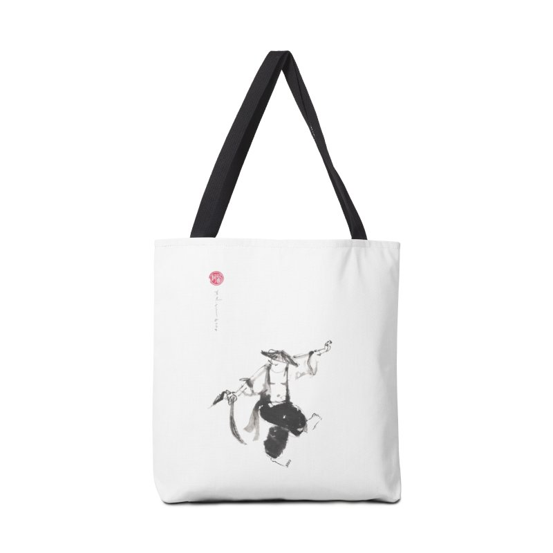 Tai Chi Broad Sword - Saber Accessories Tote Bag Bag by arttaichi's Artist Shop