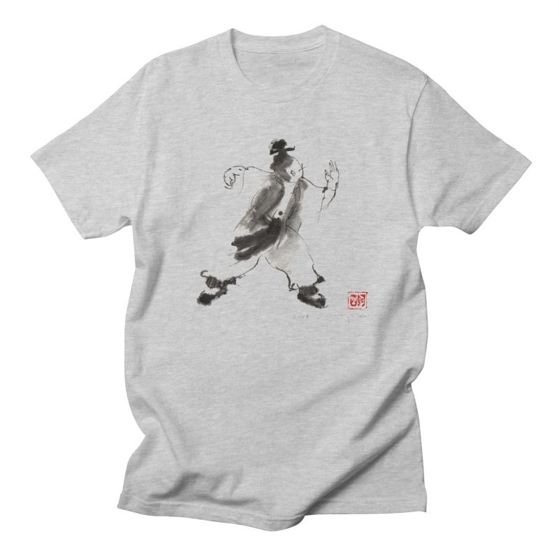 Single Whip Men's T-Shirt by arttaichi's Artist Shop
