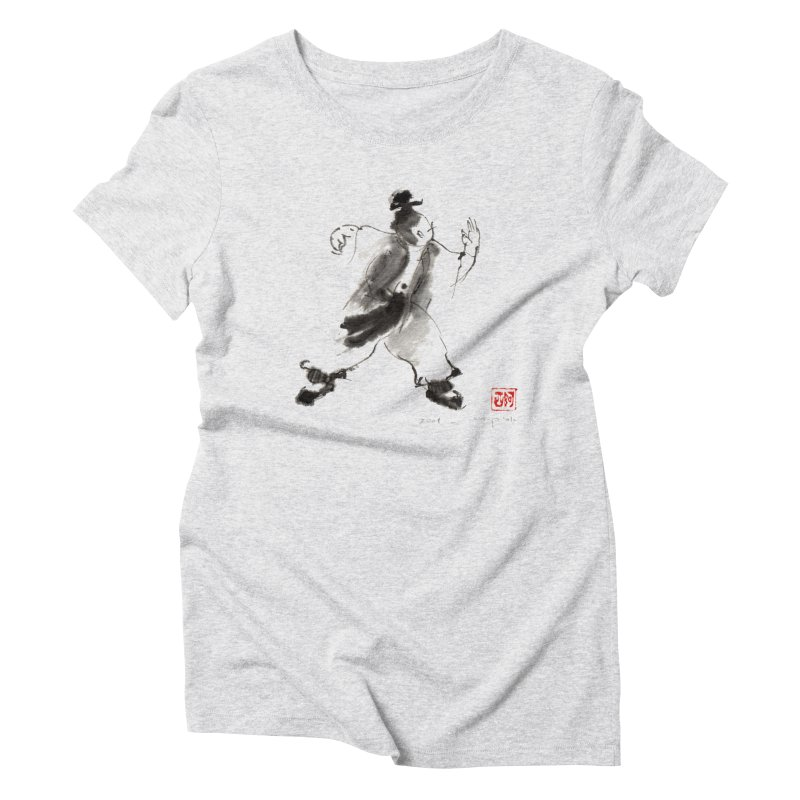 Single Whip Women's T-Shirt by arttaichi's Artist Shop