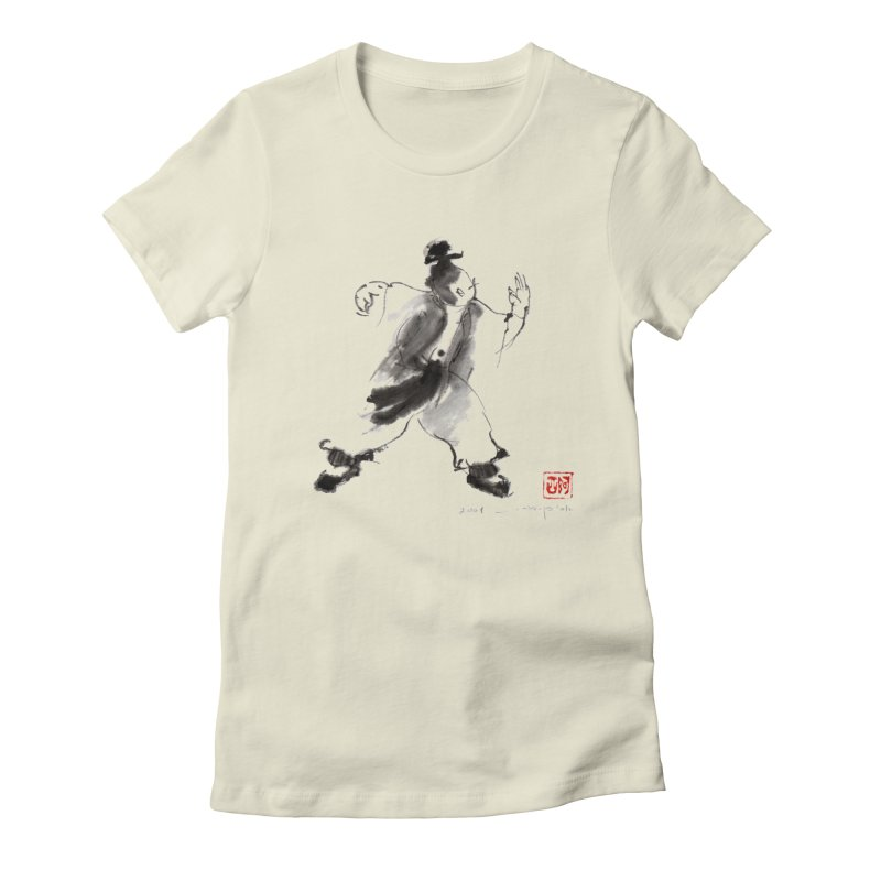 Single Whip Women's T-Shirt by arttaichi's Artist Shop