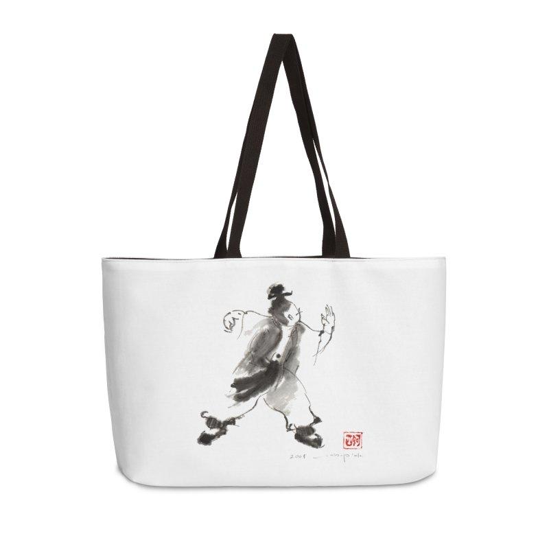 Single Whip Accessories Bag by arttaichi's Artist Shop