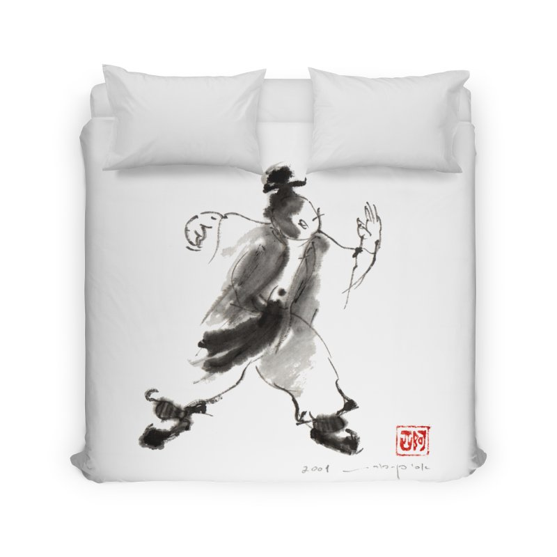 Single Whip Home Duvet by arttaichi's Artist Shop
