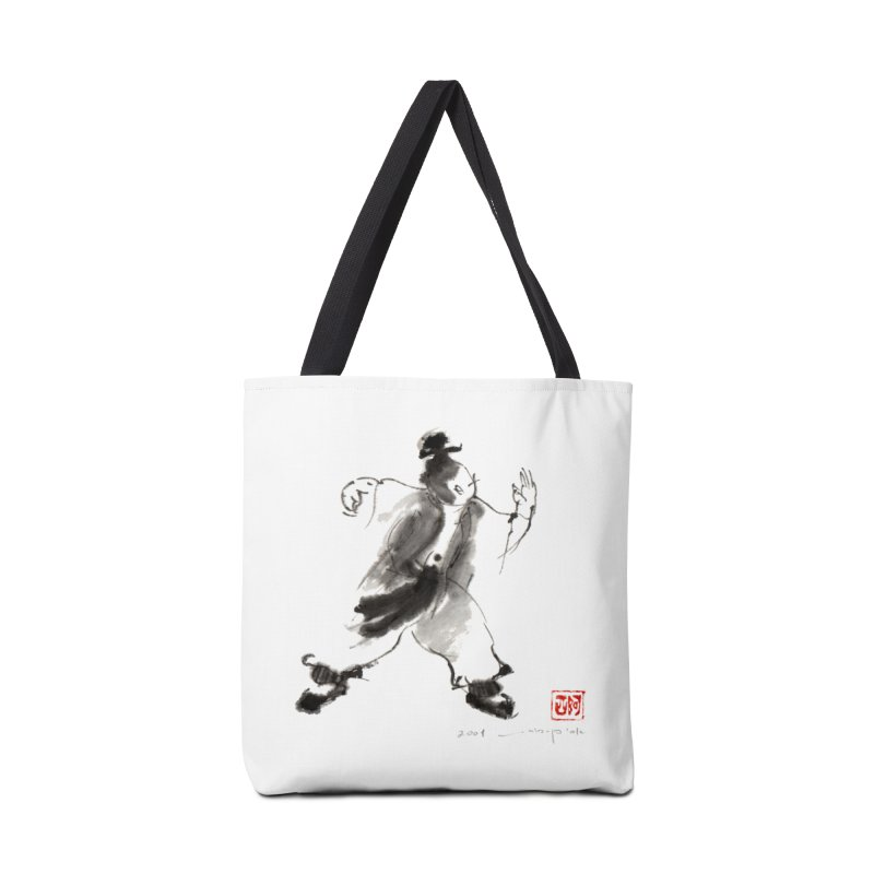 Single Whip Accessories Tote Bag Bag by arttaichi's Artist Shop