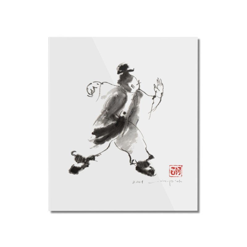 Single Whip Home Mounted Acrylic Print by arttaichi's Artist Shop