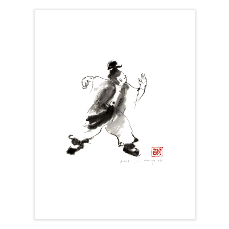 Tai Chi Art Image Single Whip Home Fine Art Print by arttaichi's Artist Shop