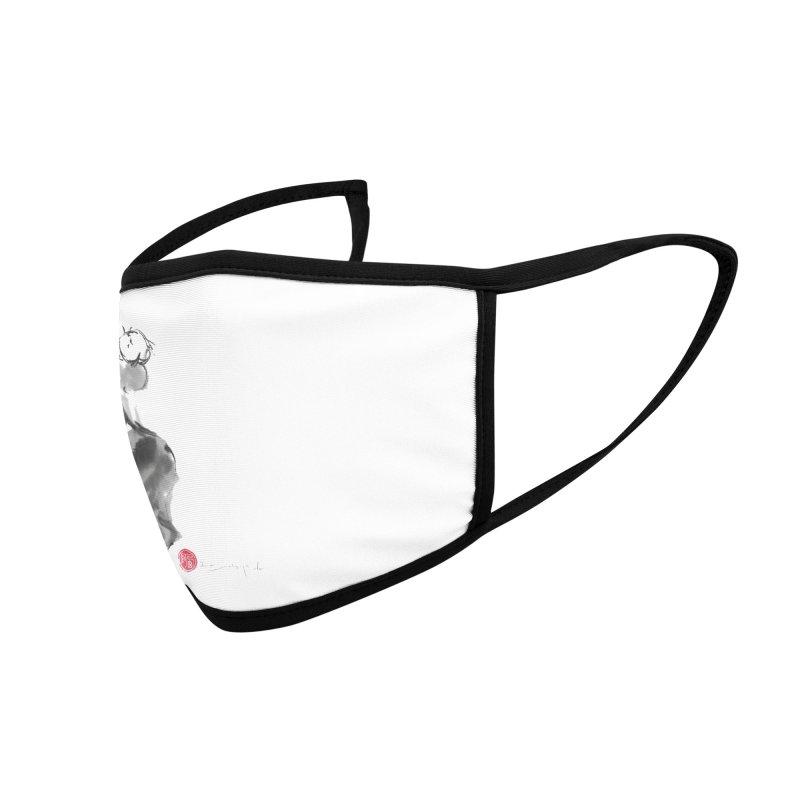 Pa Kua Double Change Accessories Face Mask by arttaichi's Artist Shop