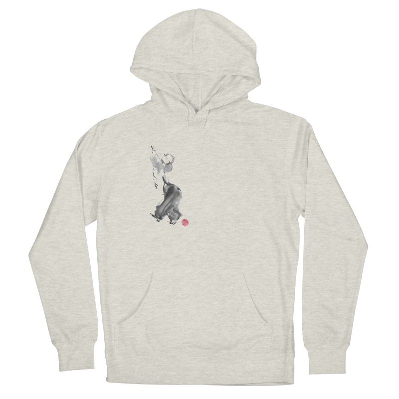 Pa Kua Double Change Men's Pullover Hoody by arttaichi's Artist Shop