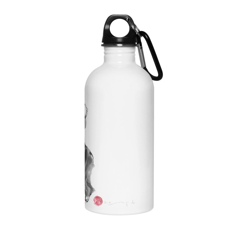 Pa Kua Double Change Accessories Water Bottle by arttaichi's Artist Shop