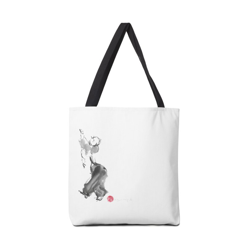 Pa Kua Double Change Accessories Tote Bag Bag by arttaichi's Artist Shop