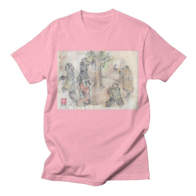 Double Change In transition Men's T-Shirt by arttaichi's Artist Shop