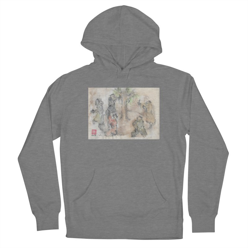 Double Change In transition Women's Pullover Hoody by arttaichi's Artist Shop
