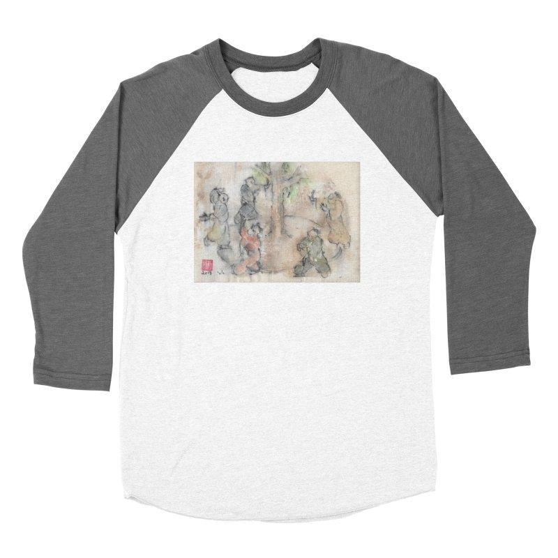 Double Change In transition Women's Longsleeve T-Shirt by arttaichi's Artist Shop