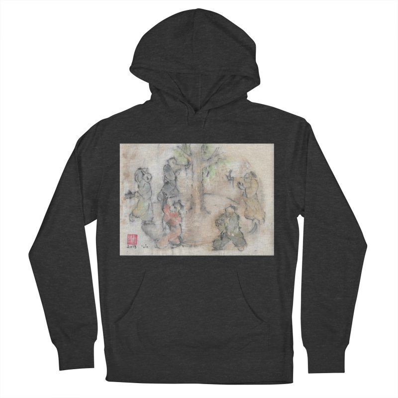 Double Change In transition Women's Pullover Hoody by arttaichi's Artist Shop