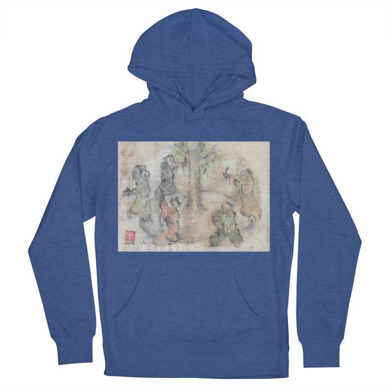 Double Change In transition Men's Pullover Hoody by arttaichi's Artist Shop