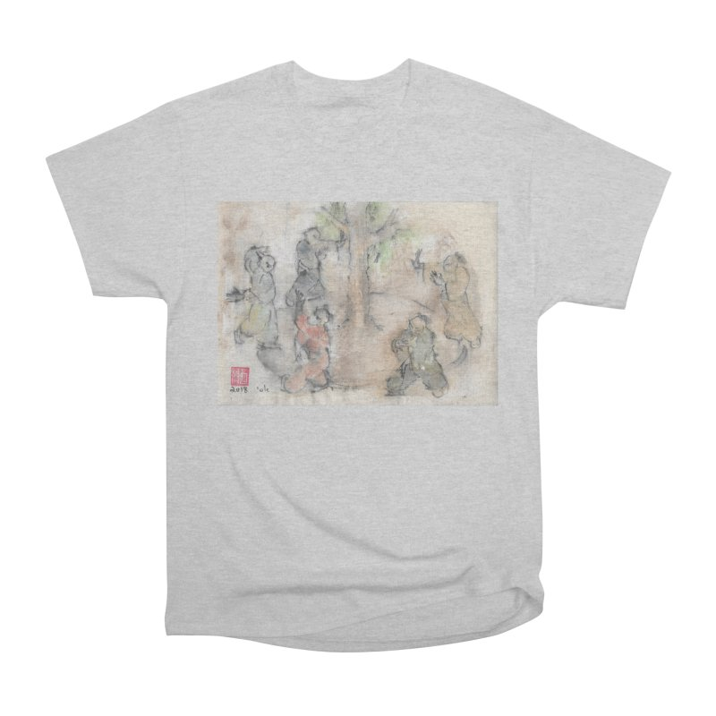 Double Change In transition Women's Heavyweight Unisex T-Shirt by arttaichi's Artist Shop