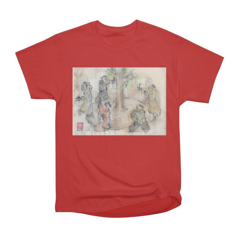 Double Change In transition Women's Heavyweight Unisex T-Shirt by arttaichi's Artist Shop