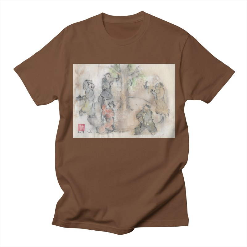 Double Change In transition Men's T-Shirt by arttaichi's Artist Shop