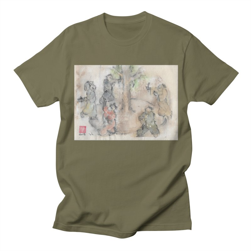 Double Change In transition Women's Regular Unisex T-Shirt by arttaichi's Artist Shop