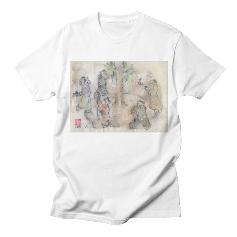 Double Change In transition Women's Regular Unisex T-Shirt by arttaichi's Artist Shop