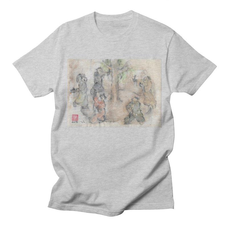 Double Change In transition Women's Unisex T-Shirt by arttaichi's Artist Shop