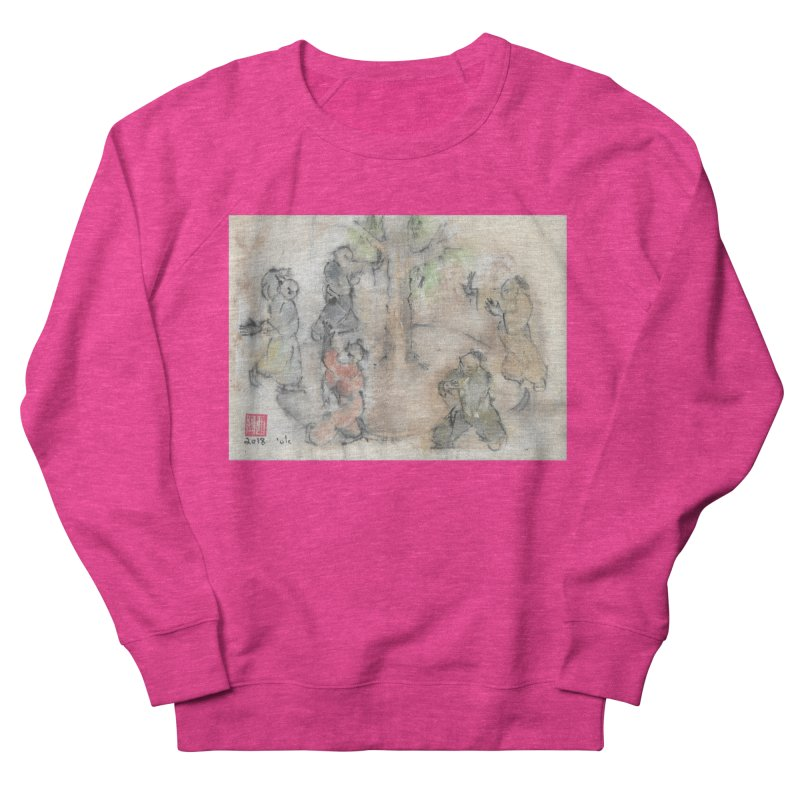 Double Change In transition Women's Sweatshirt by arttaichi's Artist Shop