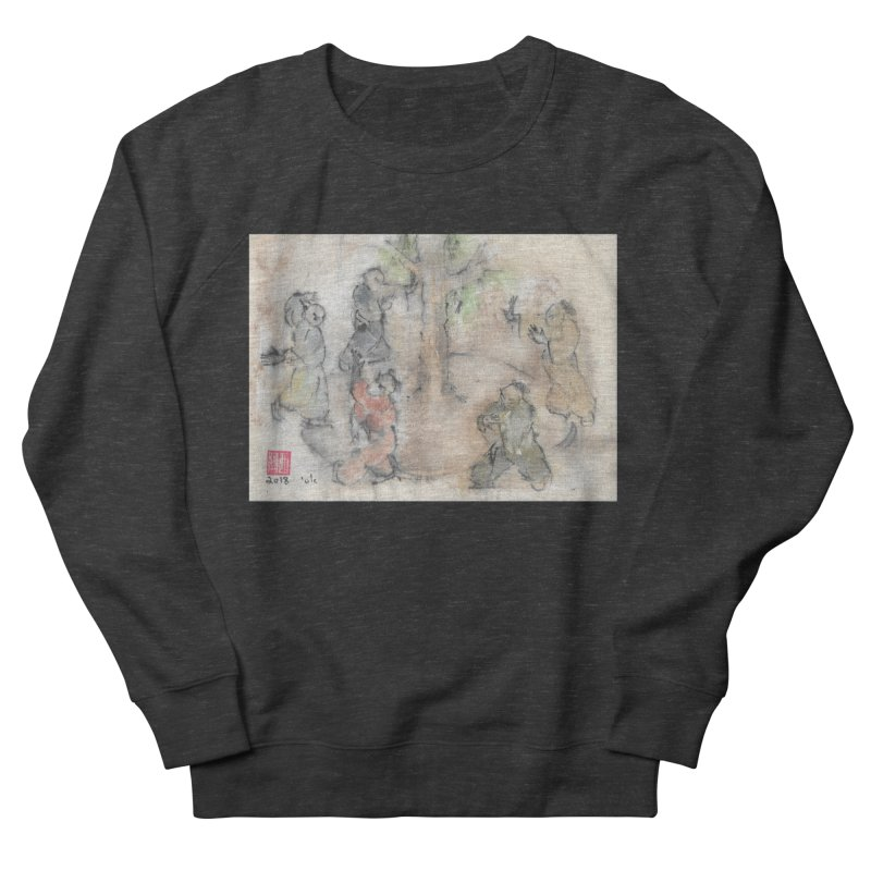 Double Change In transition Men's Sweatshirt by arttaichi's Artist Shop