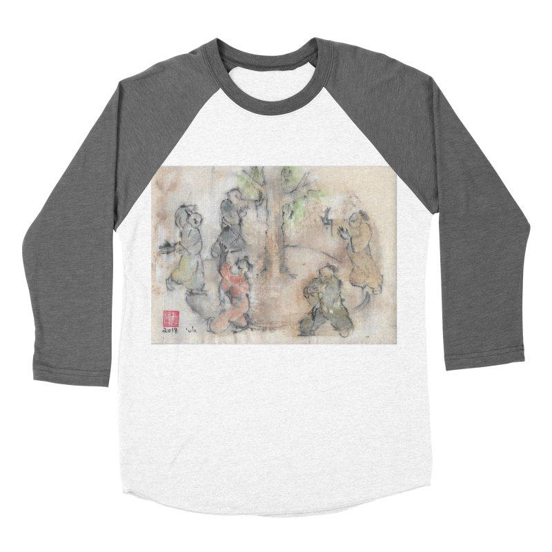 Double Change In transition Women's Baseball Triblend T-Shirt by arttaichi's Artist Shop