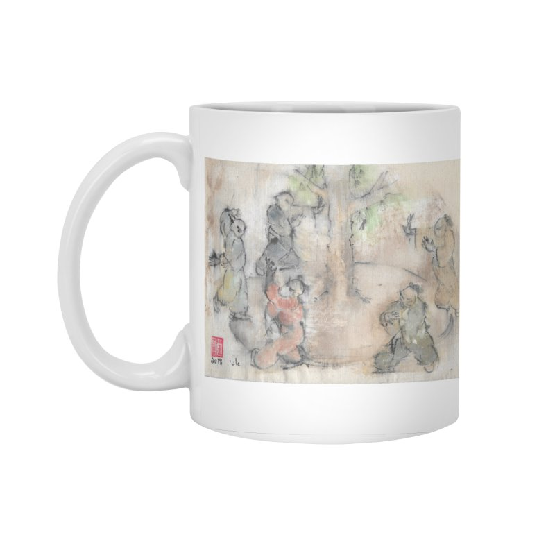 Double Change In transition Accessories Standard Mug by arttaichi's Artist Shop