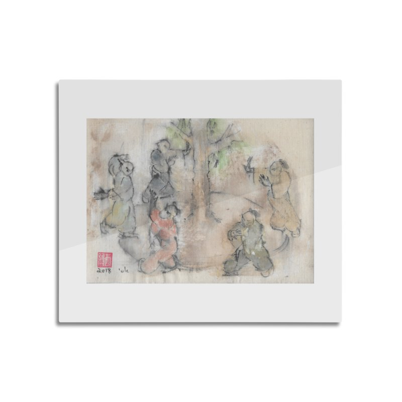 Double Change In transition Home Mounted Acrylic Print by arttaichi's Artist Shop
