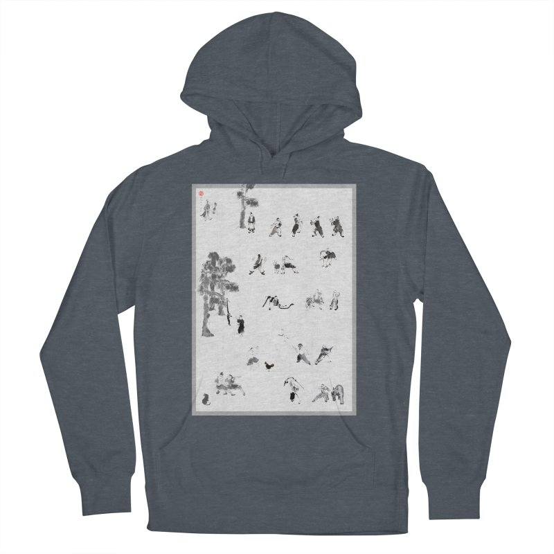 Tai Chi Forest Tales Men's Pullover Hoody by arttaichi's Artist Shop