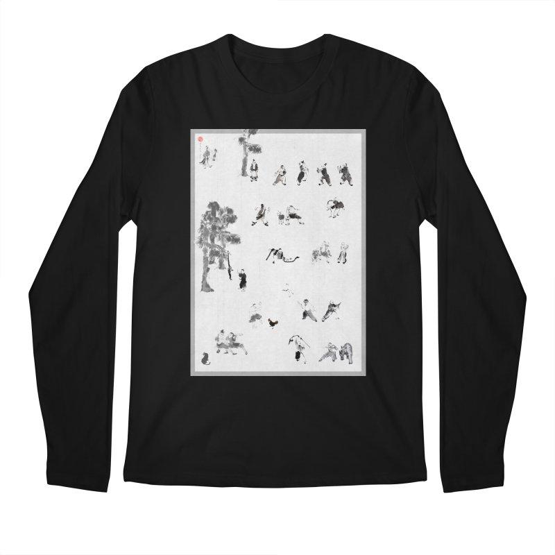 Tai Chi Forest Tales Men's Longsleeve T-Shirt by arttaichi's Artist Shop