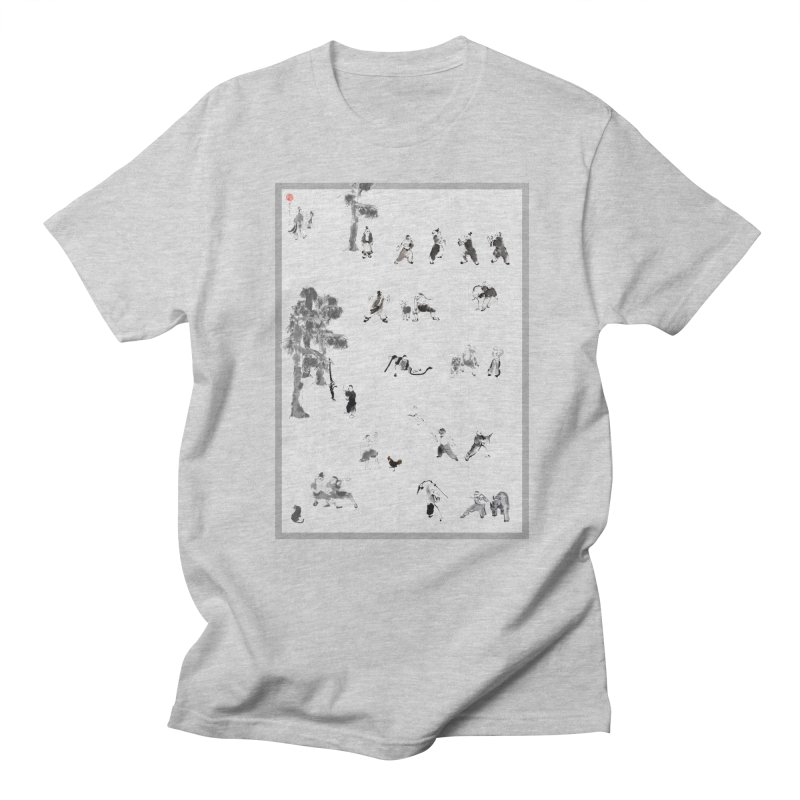 Tai Chi Forest Tales Women's Unisex T-Shirt by arttaichi's Artist Shop