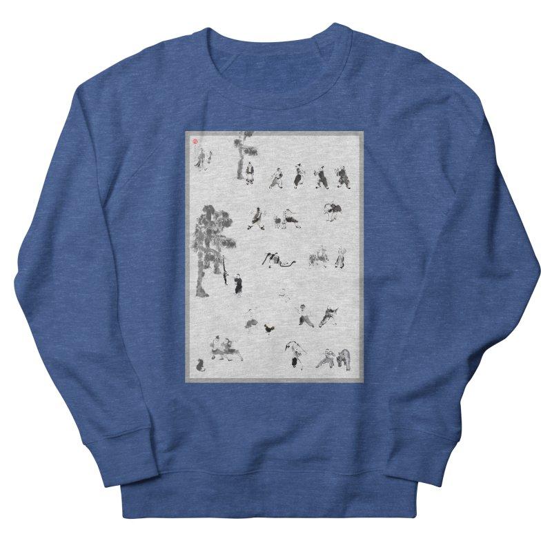 Tai Chi Forest Tales Women's Sweatshirt by arttaichi's Artist Shop