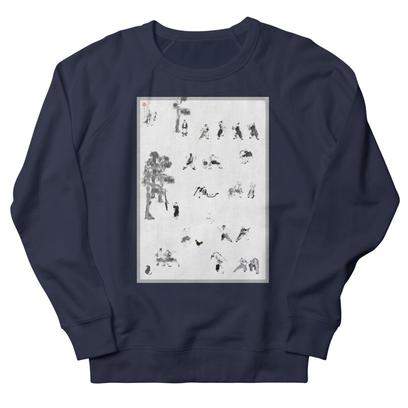 Tai Chi Forest Tales Women's Sweatshirt by arttaichi's Artist Shop