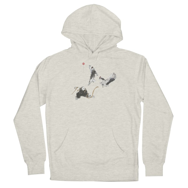 Tai Chi Crane and Snake Women's Pullover Hoody by arttaichi's Artist Shop