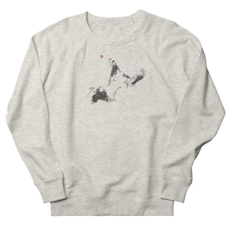 Tai Chi Crane and Snake Women's Sweatshirt by arttaichi's Artist Shop