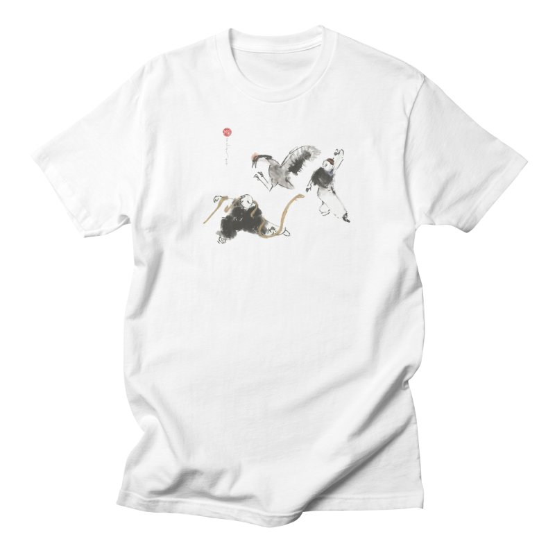 Tai Chi Crane and Snake Men's T-Shirt by arttaichi's Artist Shop