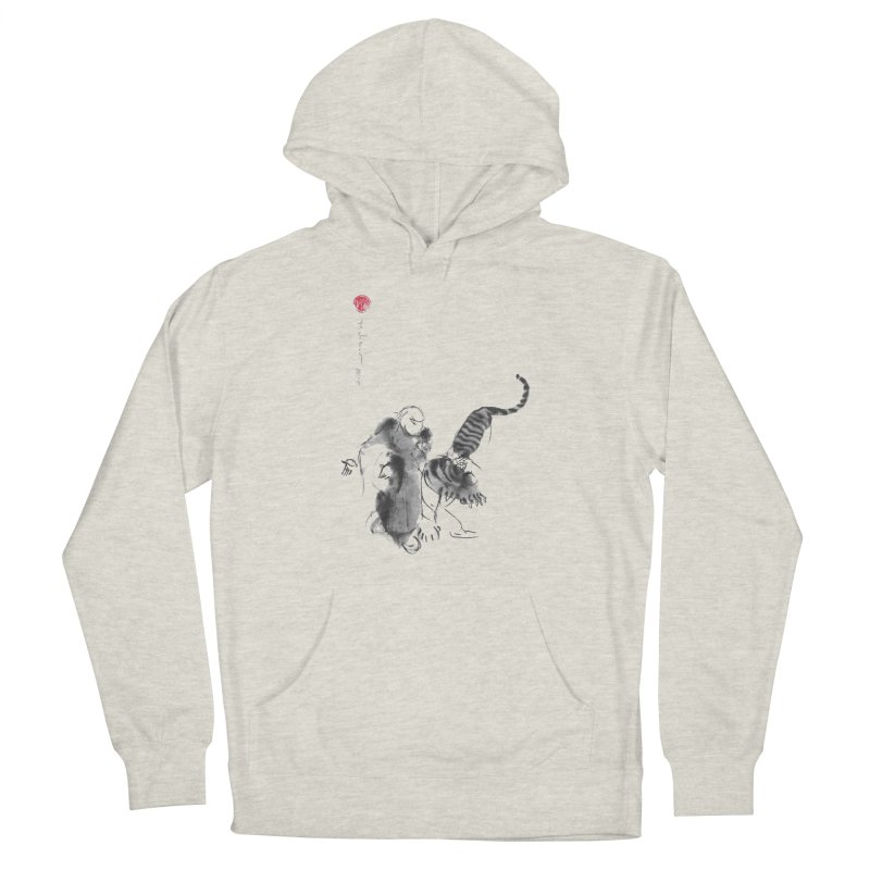 Step Back To Ride Tiger Women's Pullover Hoody by arttaichi's Artist Shop