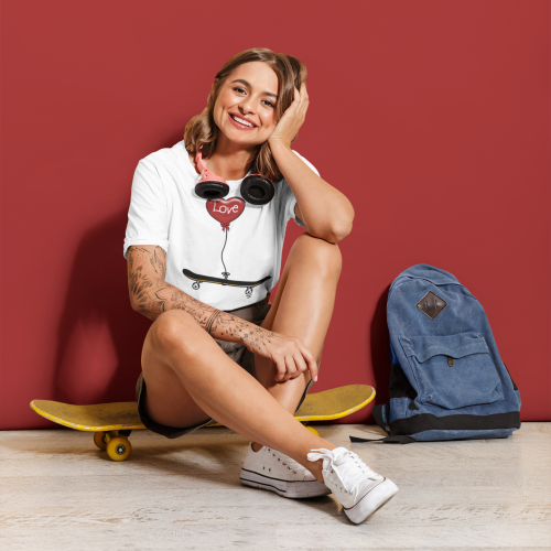 Love-Skaters-And-Skateboarding-Heart-Balloon-Skateboard-1