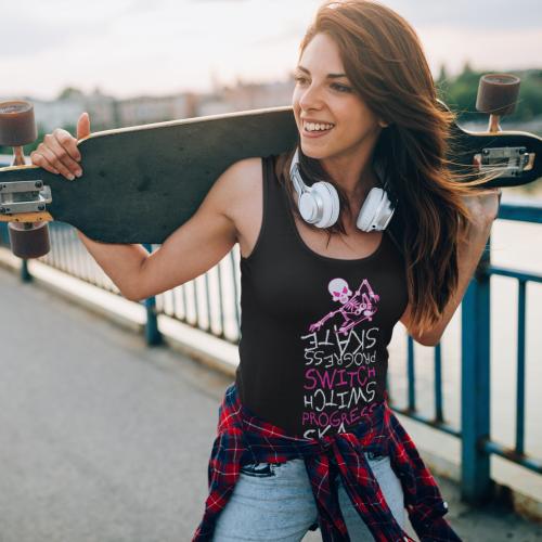 Pink-Skateboard-Skeleton-Switch-Progress-Skate