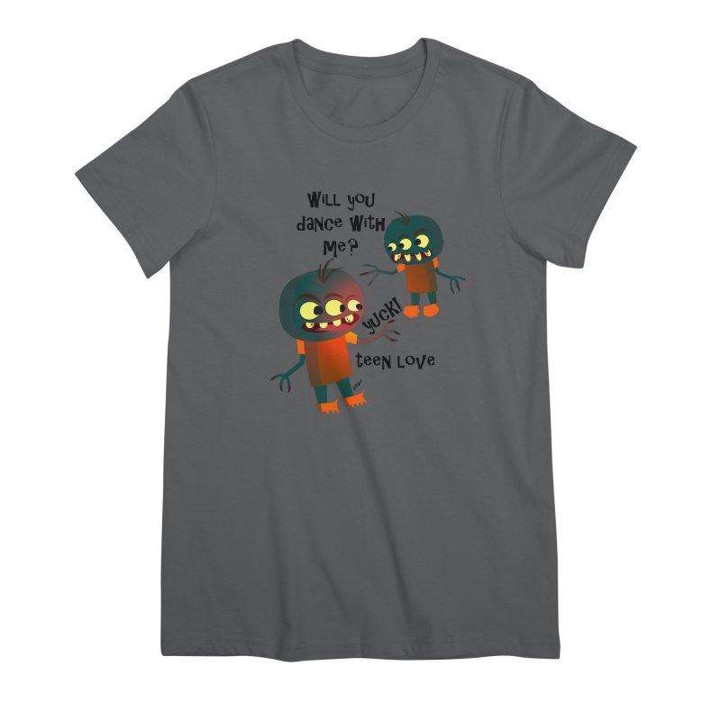 True Teen Love Women's T-Shirt by artworkdealers Artist Shop