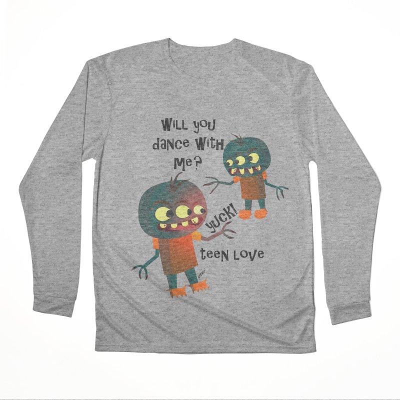 True Teen Love Women's Performance Unisex Longsleeve T-Shirt by artworkdealers Artist Shop