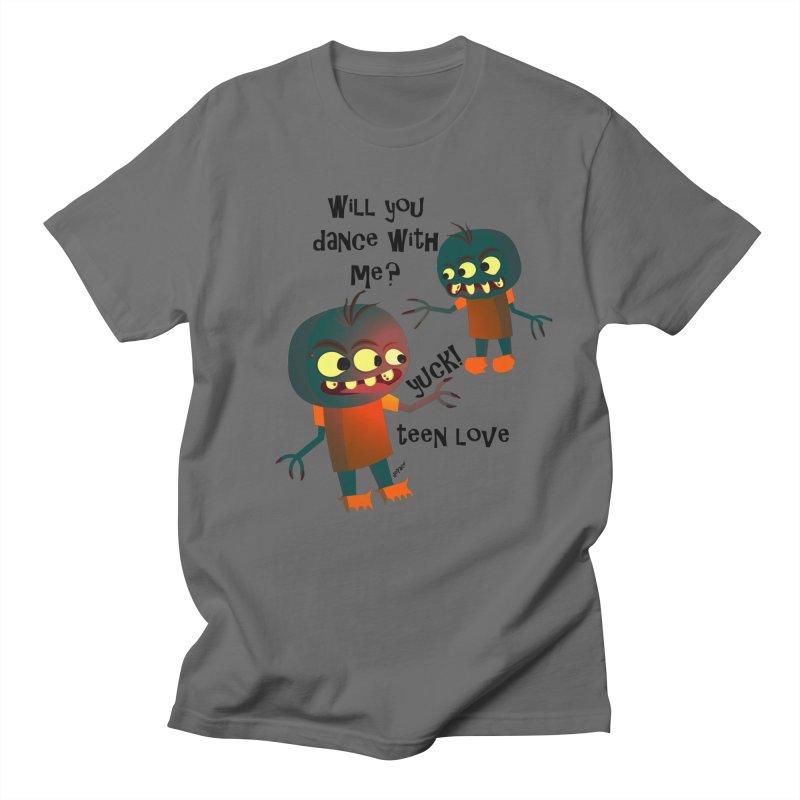 True Teen Love Men's T-Shirt by artworkdealers Artist Shop