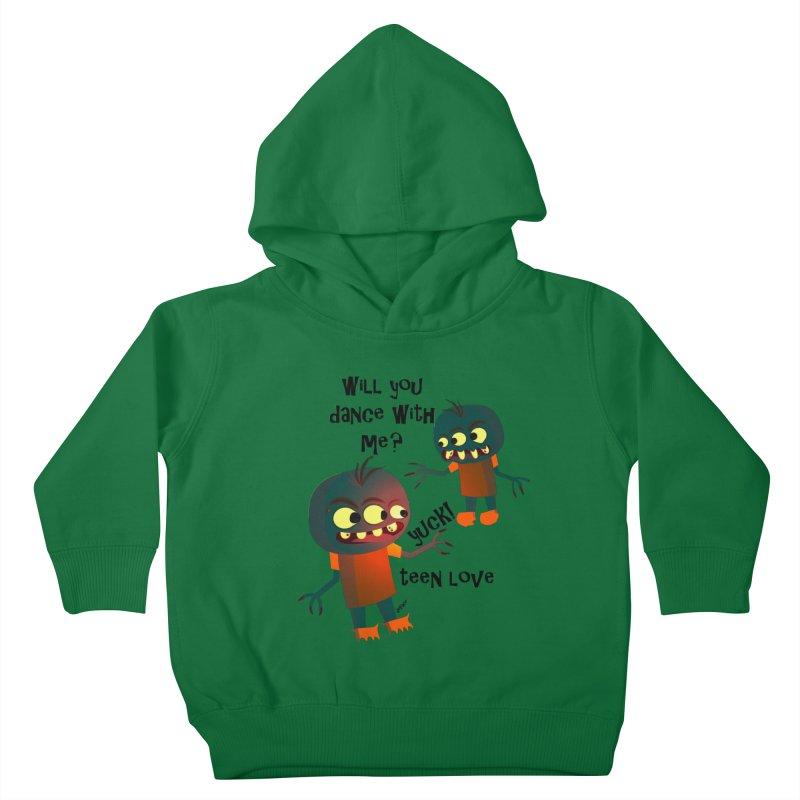 True Teen Love Kids Toddler Pullover Hoody by artworkdealers Artist Shop