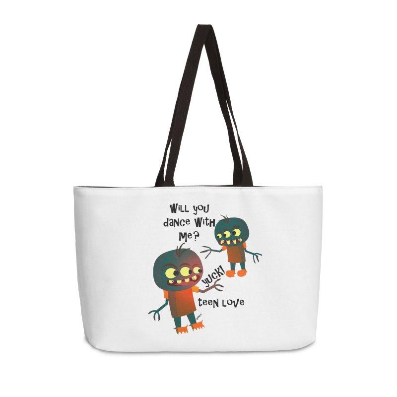 True Teen Love Accessories Weekender Bag Bag by artworkdealers Artist Shop