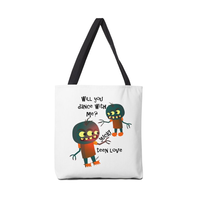 True Teen Love Accessories Tote Bag Bag by artworkdealers Artist Shop