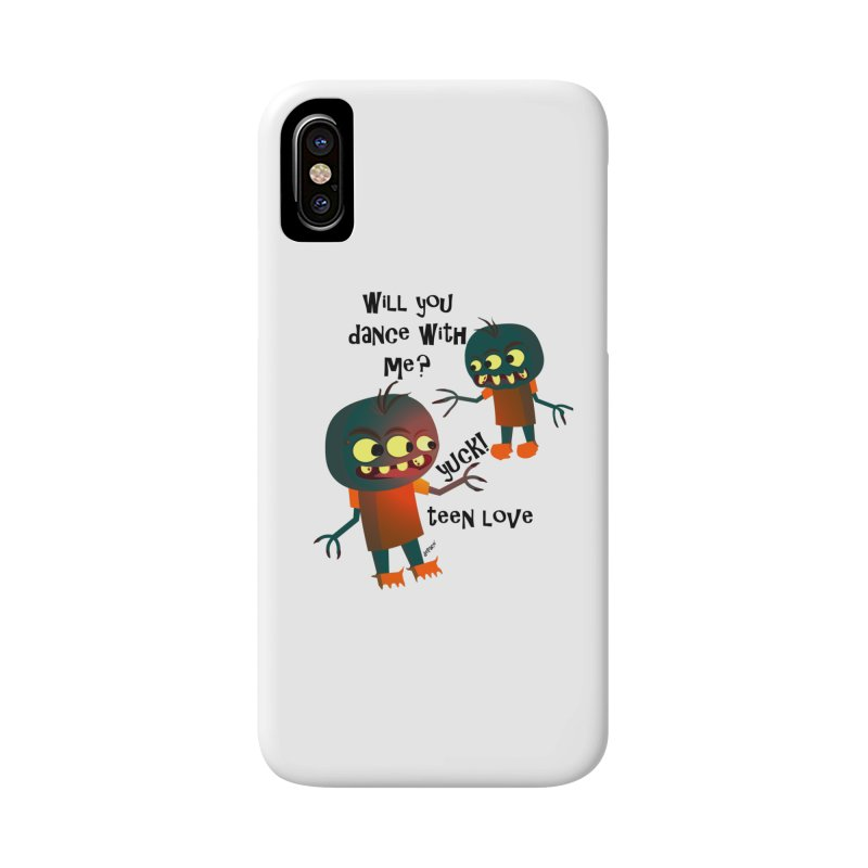 True Teen Love Accessories Phone Case by artworkdealers Artist Shop